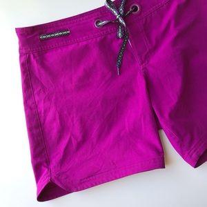 PrAna board swim shorts size small